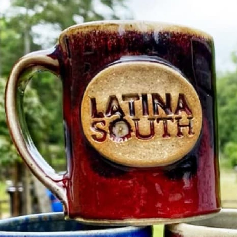 Southern-Made Pottery Mug